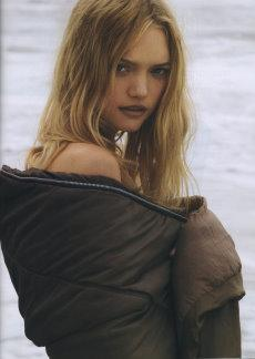VOGUE Paris - Gemma Ward