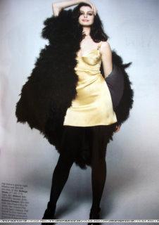 Harper's Bazaar  -   Anne Hathaway