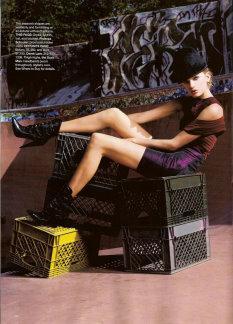 Harper's Bazaar  -   Lily D
