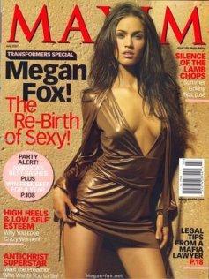 MAXIM 2007/07 - MEAGN FOX