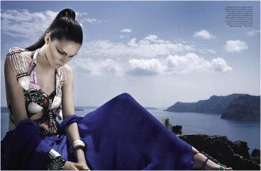Vogue Hellas -Lonneke Engel
