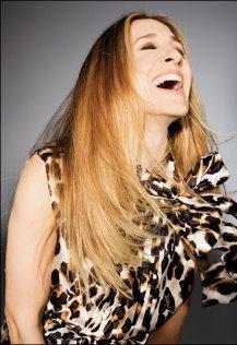 ELLE - Sarah Jessica Parker