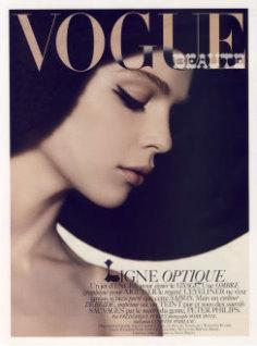 VOGUE Paris - Kim Noorda
