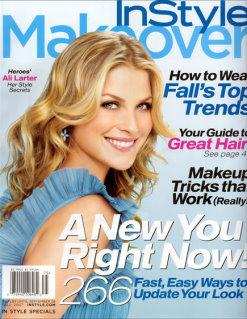 Instyle Makeover 2007 Fall - Ali Larter