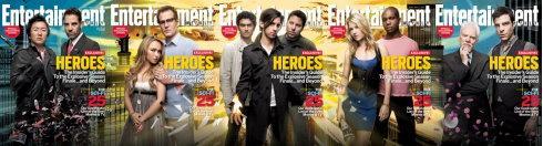 Heroes EW Cover