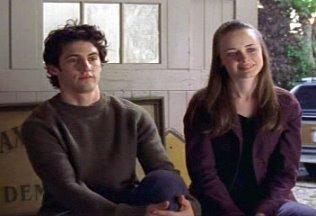Gilmore Girls - Milo Ventimiglia & Alexis Bledel