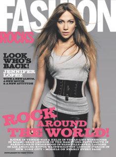 Fashion Rocks 2007 - Jennifer Lopez