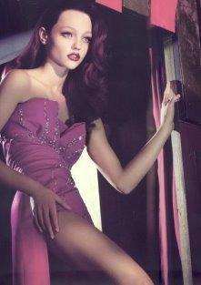Numero 86 - Sasha Pivovarova