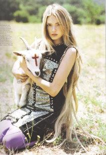 VOGUE Paris - Lily D