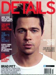 DETAILS 2007/10 - Brad Pitt