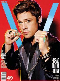 V 49 - Brad Pitt