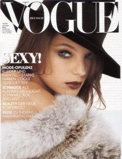 VOGUE Deutsch 2007/10 - Daria Werbowy