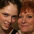Coco Rocha 與母親