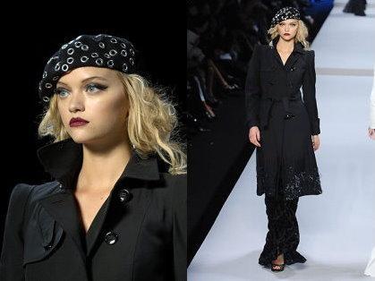 Christian Dior 2008 s/s - Gemma Ward