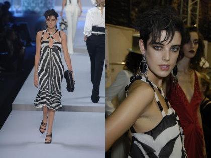 Christian Dior 2008 s/s - Agyness Deyn