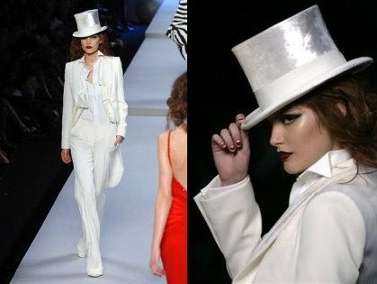 Christian Dior 2008 s/s - Catherine McNeil