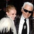 FENDI 長城 - Kate Bosworth&Karl Lagerfeld
