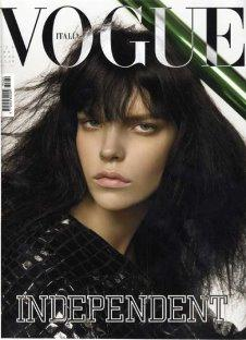 VOGUE Italia 2007/10 - Meghan Collison