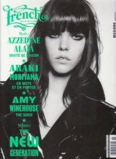 French Mag AW 2007 - Meghan Collison