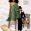Harper's BAZAAR  - Chanel Iman