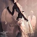 Harper's BAZAAR  - Sasha Pivovarova