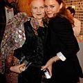 British fashion Awards - Vivienne and Stella