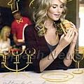 Heidi Klum 麥當勞廣告
