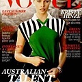 VOGUE Australia 2007/12 - Kristy Hinze