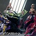Dolce&Gabbana 2008 S/S - Jessica Stam、Gemma Ward、Lily Donaldson