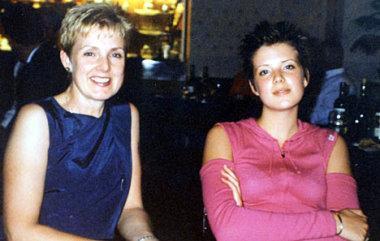 Agyness 與母親Lorraine