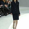 CHANEL F/W 2008 -Irina Lazareanu