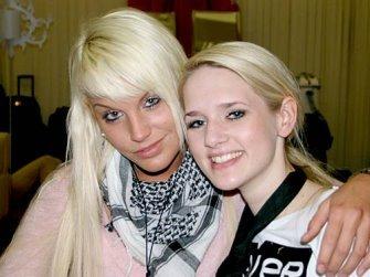 Gina Lisa & Sarah