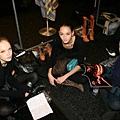 Siri 、Bruna and Lisa