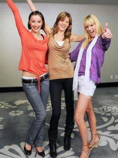Wanda、Christina、Carolin
