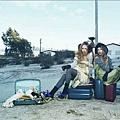 VOGUE Italia 2008/5 - Gemma Ward & Lily D