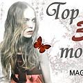 雜誌愛讀 Top 30 models