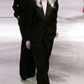 YSL 2002 Spring Couture - Claudia Schiffer