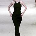 YSL 2002 Spring Couture - Eva Herzigova