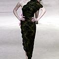 YSL 2002 Spring Couture - Raquel Zimmermann