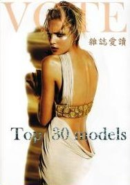 Top 30 models - Anja Rubik