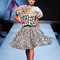 Christian Dior Haute Couture F/W 2011 - Alina Baikova