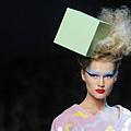 Christian Dior Haute Couture F/W 2011 - Toni Garrn