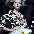 Christian Dior Haute Couture F/W 2011 - Niume Smit