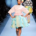 Christian Dior Haute Couture F/W 2011 - Joan Smalls