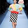 Christian Dior Haute Couture F/W 2011 - Zuzanna Bijoch