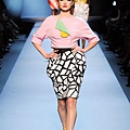 Christian Dior Haute Couture F/W 2011 - Jacquelyn Jablonski