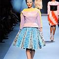 Christian Dior Haute Couture F/W 2011 - Liu Wen