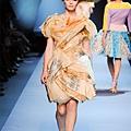 Christian Dior Haute Couture F/W 2011 - Julija Steponaviciute