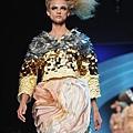 Christian Dior Haute Couture F/W 2011 - Anna Seleznveva