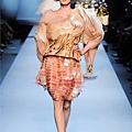 Christian Dior Haute Couture F/W 2011 - Sigrid Agren